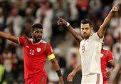 هافبک عمان در بازیهای ملی از الدعیع عبور