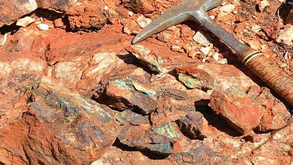 افت و خیز تولید مواد معدنی در پرو