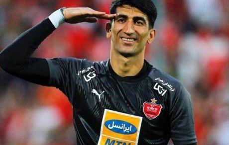 کمپین جدید کنفدراسیون فوتبال آسیا با حضور علیرضا بیرانوند