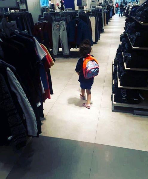 بچه آزاده نامداری + عکس