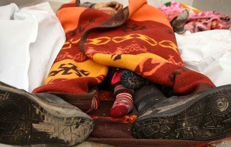 آمار کودکانی که در جنگ زندگی میکنند