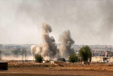 نیروهای ترکیه تاکنون 637 کرد را کشته است