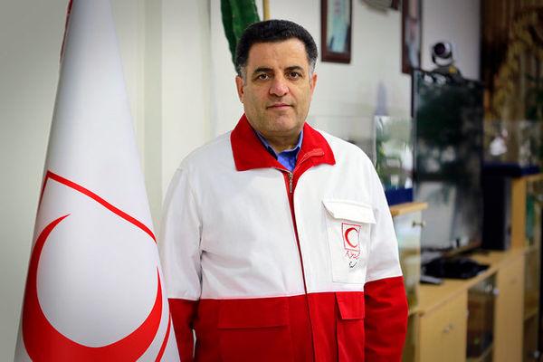 بازداشت رئیس هلال احمر تایید شد