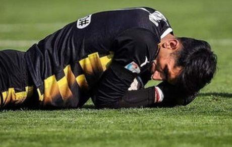 بیرانوند دیدار تیمهای سایپا - پرسپولیس را از دست داد