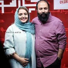 عکس جنجالی نرگس محمدی در آغوش علی اوجی+عکس و بیوگرافی