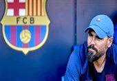 اخراج والدس از بارسلونا