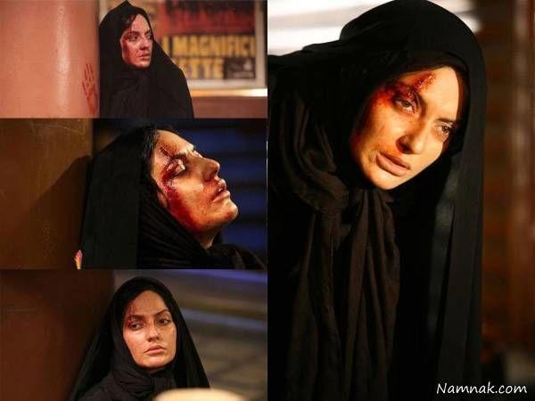 مهناز افشار در فیلم سینمایی متروپل