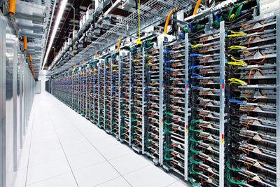 اینتـرنت,شرکت گوگل,دیتا سنتر گوگل