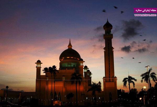 مسجد سلطان علی، برونئی، سلطان برونئی