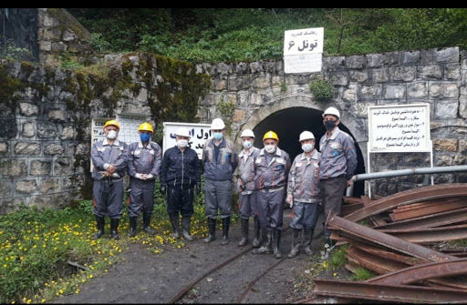 پیمانکار تونل های زغال انتخاب شد