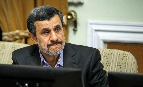 مردم احمدی نژاد را میخواهند!