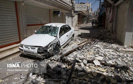 آخرین وضعیت تأسیسات نفت و گاز مسجدسلیمان پس از زلزله