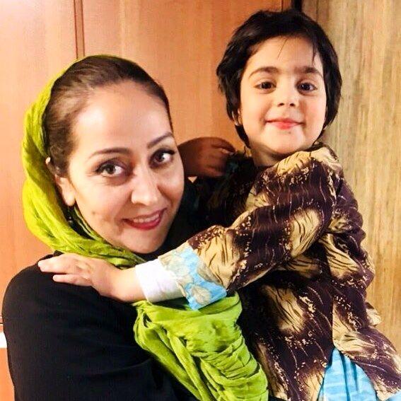 تلخترین روز مادری خانم بازیگر+عکس