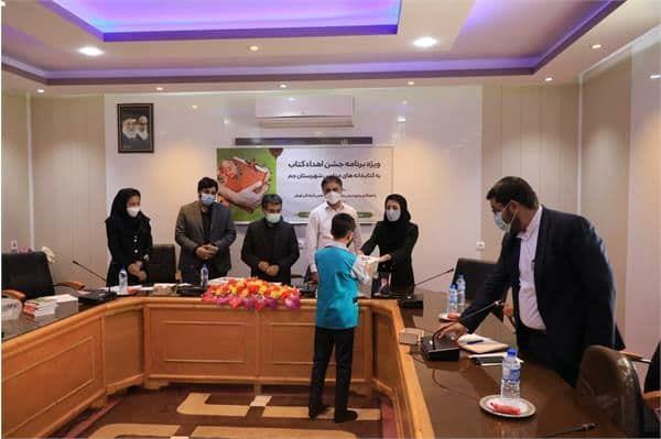 ۱۳ هزار جلد کتاب، هدیه پتروشیمی جم به کتابخانههای مدارس جنوب استان بوشهر