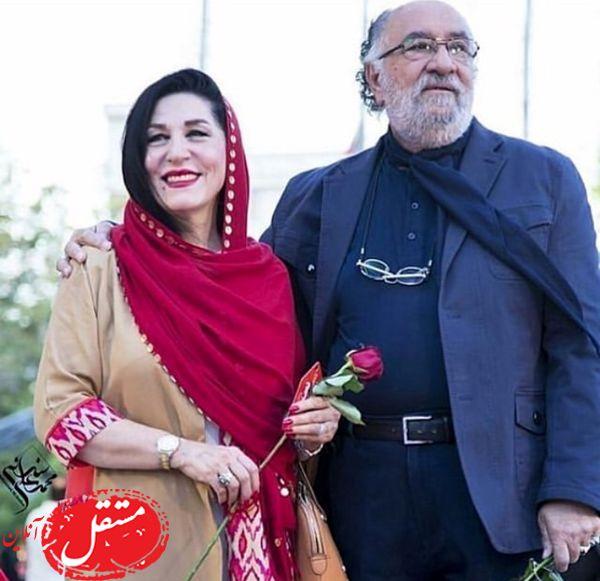 حشمت خان و همسرش + عکس