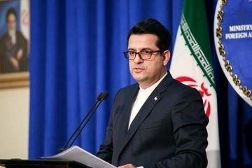 موسوی: وزرای خارجه اتریش و هلند ابتدای هفته آینده به تهران می آیند