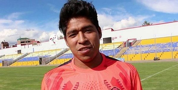اولین بازیکن پرویی در تراکتور