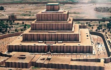 معرفی معبد و زیگورات چغازنبیل؛ بنایی به قدمت تاریخ در شوش