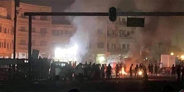 اپیدمیِ اعتراضهایِ عراق