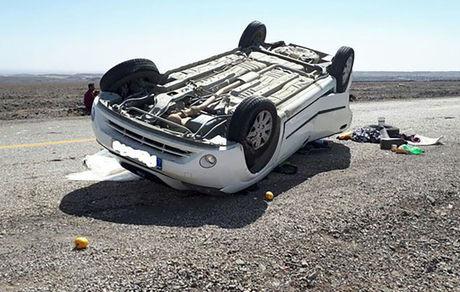 حادثه خونین برای عروس و داماد در ماشین عروس