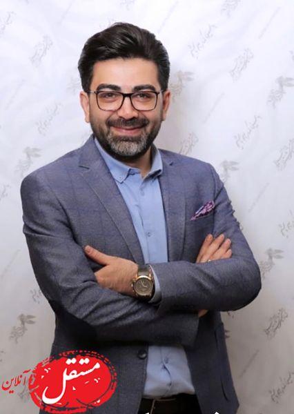 ظاهر جدید فرزاد حسنی + عکس