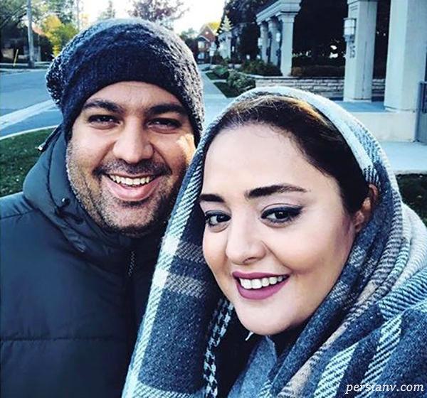 زندگی نرگس محمدی | بیوگرافی و عکس های نرگی محمدی و همسرش علی اوجی