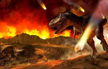 علت اصلی انقراض دایناسورها مشخص شد!