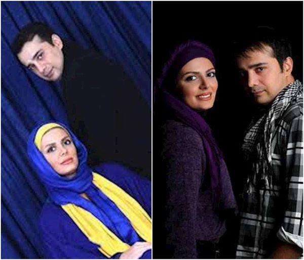 جنجال طلاق سپند امیرسلیمانی از همسرش + عکس و علت طلاق