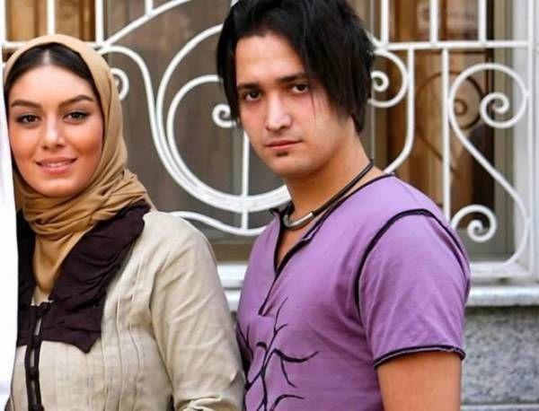 سحر قریشی و همسر سابقش