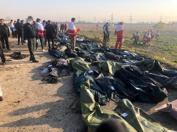 آمریکا باعث سقوط هواپیمای اوکراینی شد!