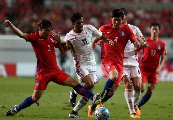 حضور زنان برای بازی ایران - کره منتفی شد