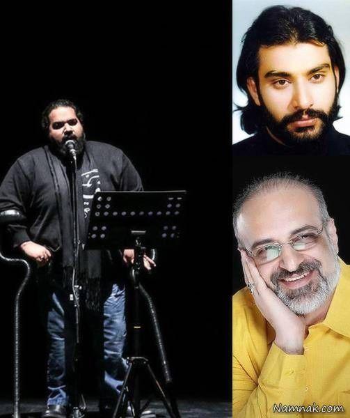 رضا صادقی، ناصر عبدالهی و محمد اصفهانی