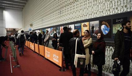 نمایش 40 فیلم مستند ایرانی و خارجی در دومین روز جشنواره /  «قرقبان» فیلم برتر از نگاه تماشاگران تا پایان روز نخست شد