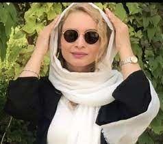 قیافهی مریم کاویانی بعد طلاق+عکس