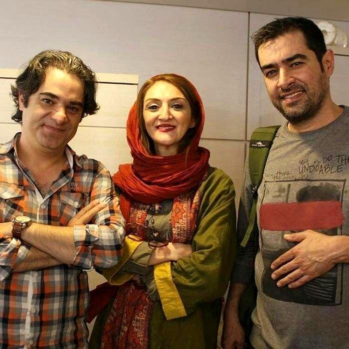 شهاب حسینی و برادرش