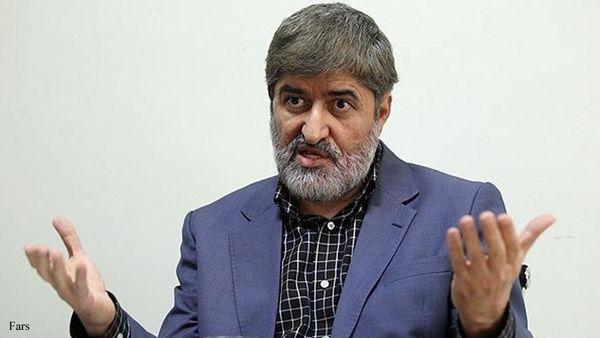 علی مطهری متهم به نشر اکاذیب شد
