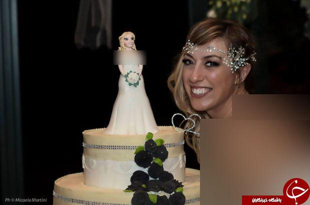 نامتعارف ترین و عجیب ترین ازدواجی که تاکنون دیده اید+عکس