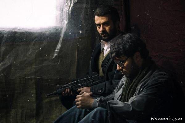 جواد عزتی و احمد مهران فر