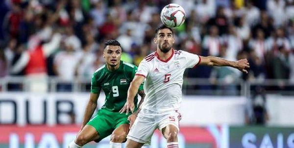 اردن رسما میزبان دیدار تیمهای ملی فوتبال ایران و عراق شد