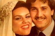 افسانه چهره آزاد (مینو سریال احضار) در کنار همسرش + تصاویر
