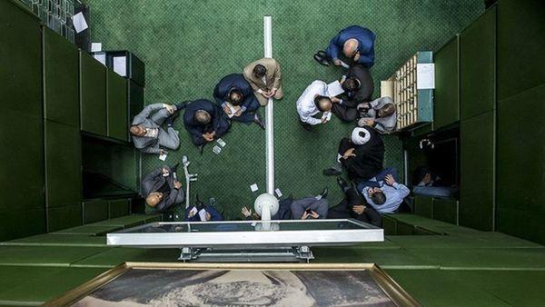 دورهمیهای احمدی نژادیهای مجلسی