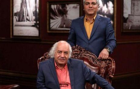 سانسور گلشیفته فراهانی در دورهمی  + فیلم و عکس