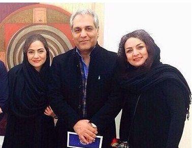 مهران مدیری از همسرش جدا شد + تصاویر و بیوگرافی