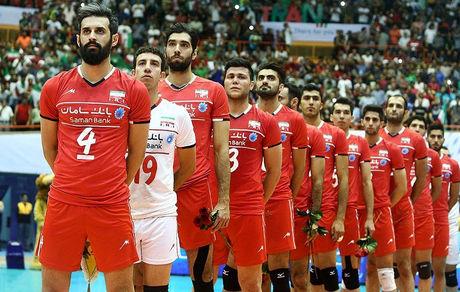 نتیجه بازی والیبال ایران _ فرانسه ، ایران باز هم شکست خورد