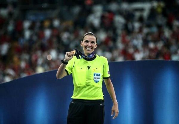 واکنشها به عملکرد اولین داور زن در بالاترین سطح فوتبال باشگاهی اروپا