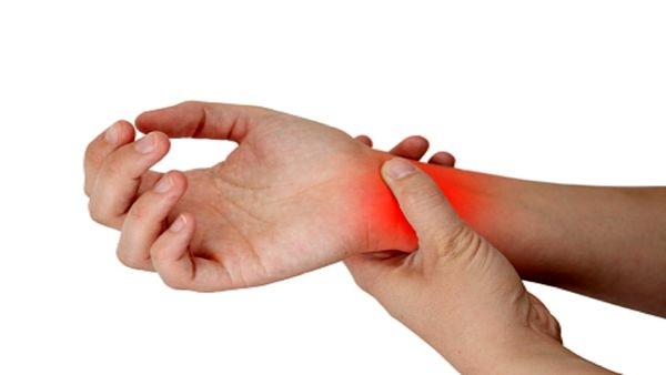 سندروم تونل کارپال +  درمان