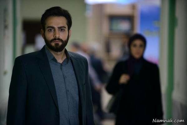 حامد کمیلی در سریال پرده نشین