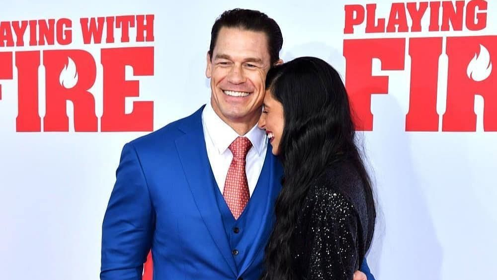 WWE star John Cena marries girlfriend Shay Shariatzadeh in private ceremony in Florida - Sports News