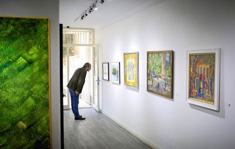 پیشنهاد گالریگردی آخر هفته / 10 نمایشگاه جدید در تهران افتتاح میشوند