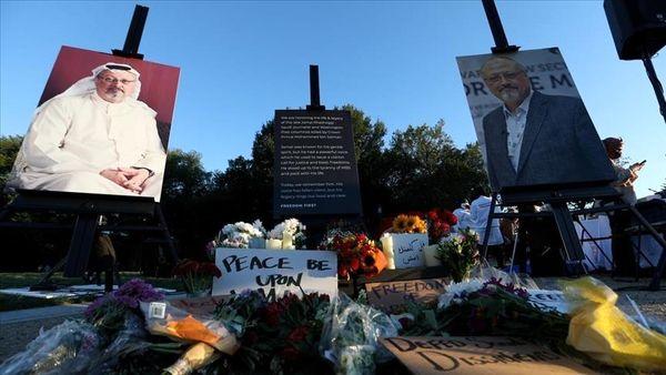 برگزاری مراسم سومین سالگرد قتل جمال خاشقجی در واشنگتن